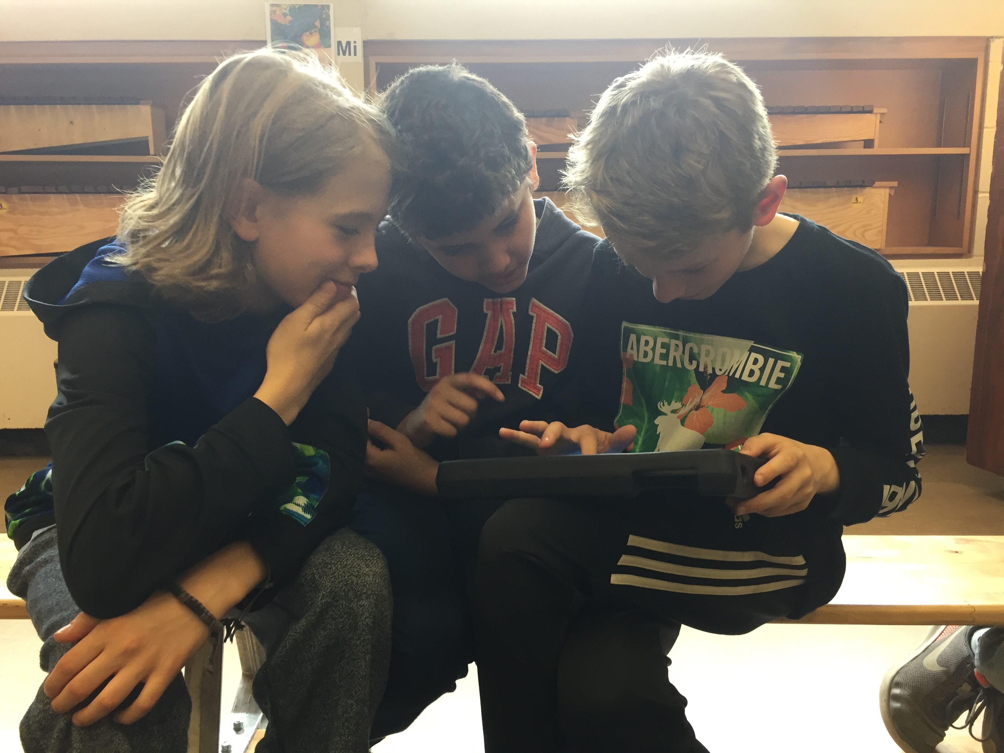 GarageBand Soundscapes – Ms Fraser Music